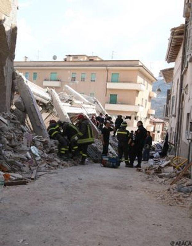 Séisme en Italie : une jeune Française décédée