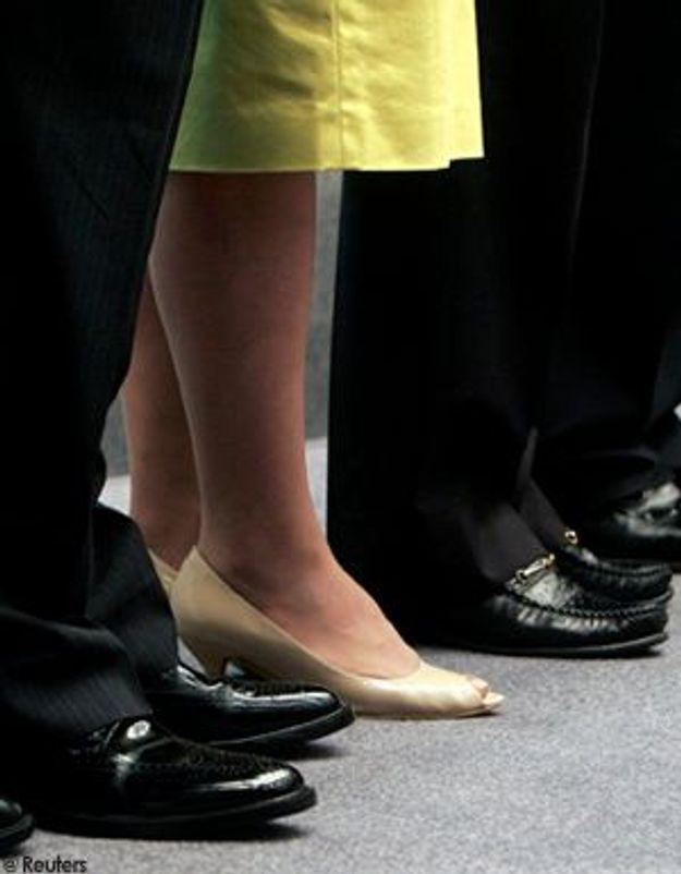 Seulement 28,6 % de femmes ministres en Europe