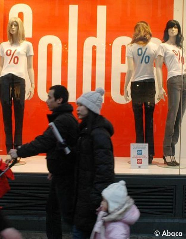 Soldes : budget à la baisse pour un Français sur deux
