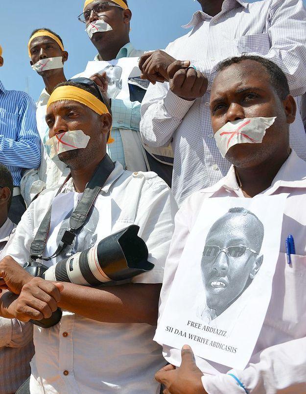 Somalie : une victime présumée de viol condamnée à la prison