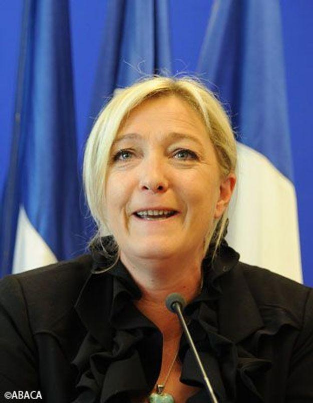 Sondage : Marine Le Pen en tête chez les ouvriers