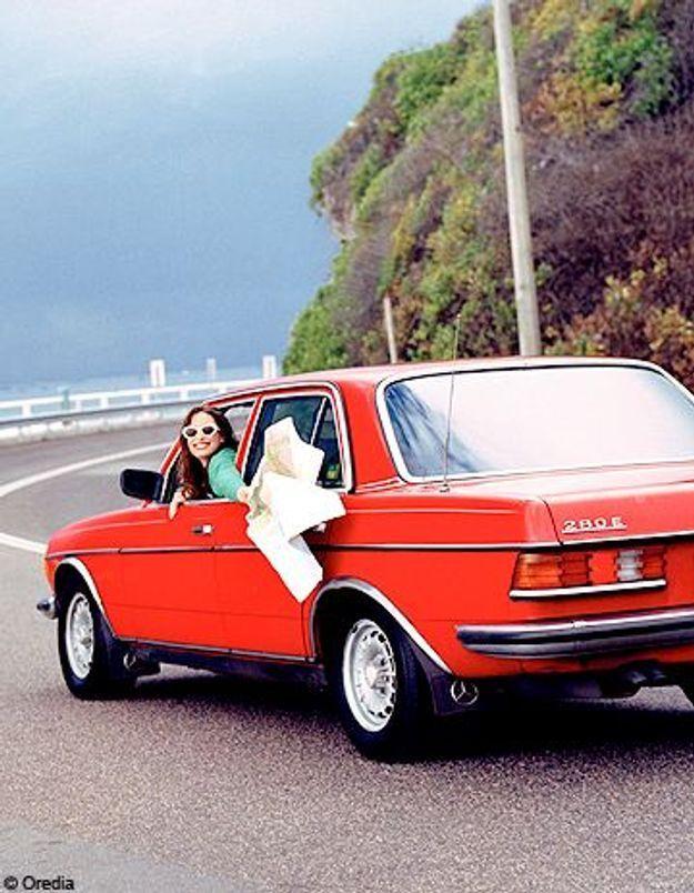 Sondage : un Britannique sur 3 a peur quand sa femme conduit