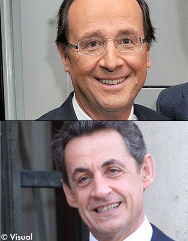 Sondages présidentielle : Hollande reste en tête au 1er tour
