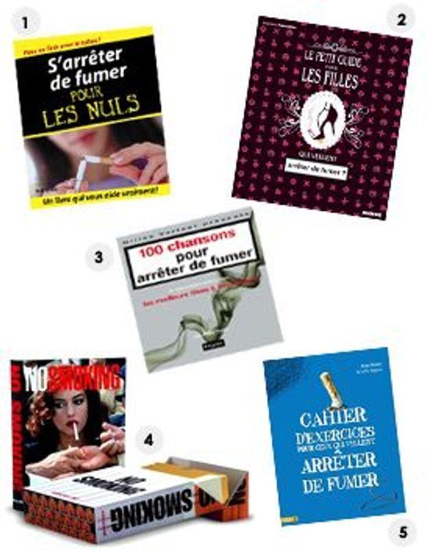 Soyez à la page pour votre dernière cigarette