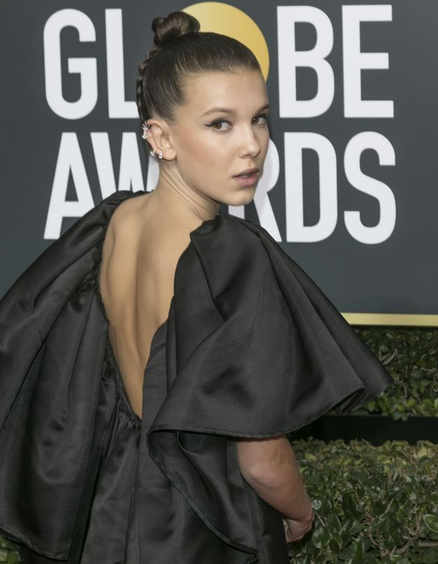 « Stranger Things » : le message inspirant de Millie Boby Brown