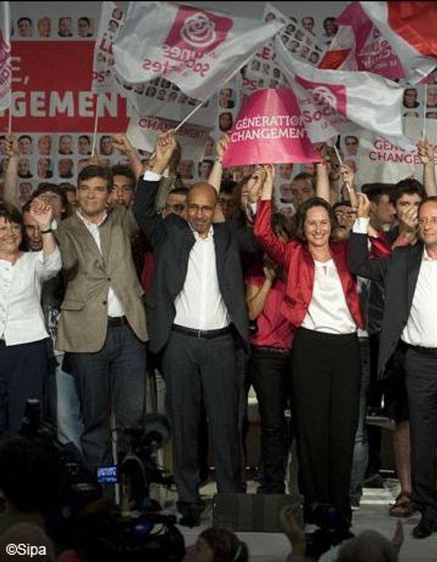 Suivez la primaire socialiste pour Elle.fr !