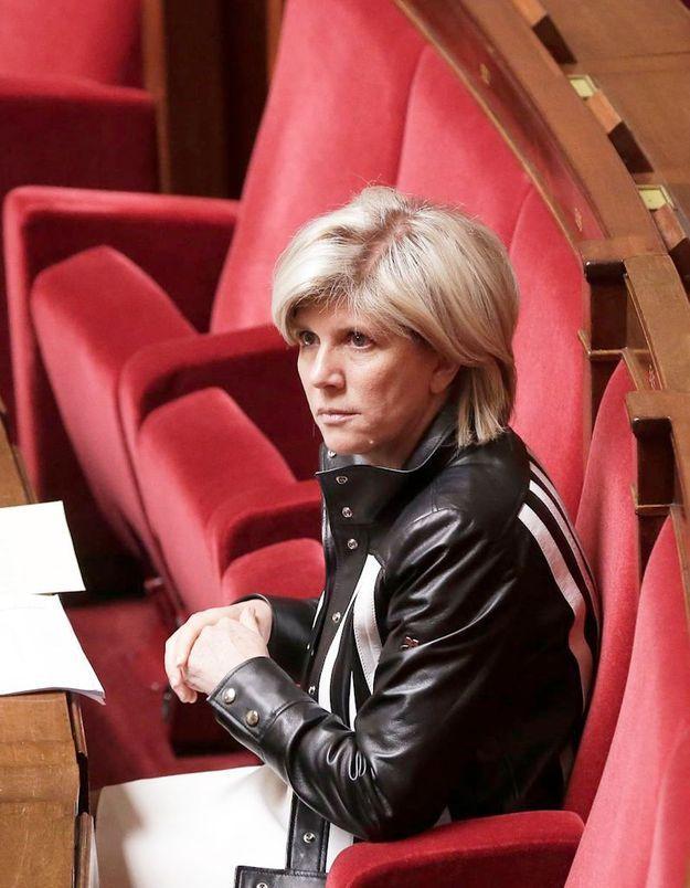 Sylvie Andrieux condamnée à un an de prison ferme