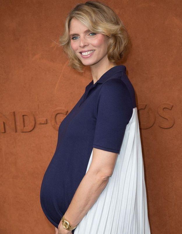 Sylvie Tellier : « Une grossesse à 40 ans plutôt qu'à 30, on sent la différence »