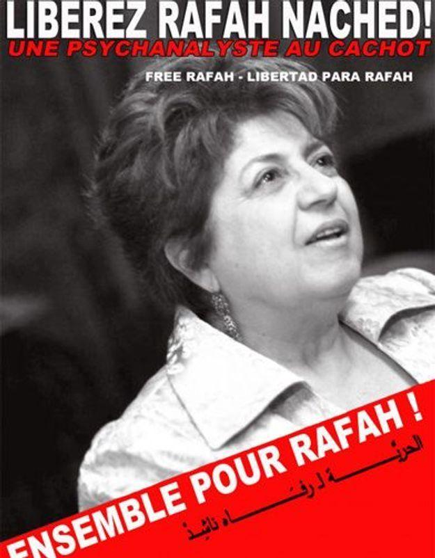 Syrie : la psychanalyste Rafah Nached a été libérée