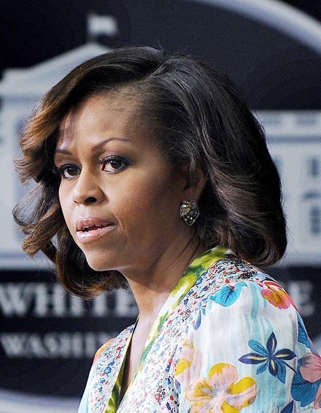 Syrie : Michelle Obama n'approuve pas les idées de Barack