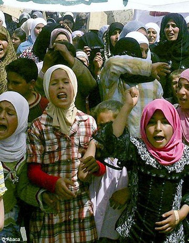 Syrie : une jeune femme de 18 ans morte en détention