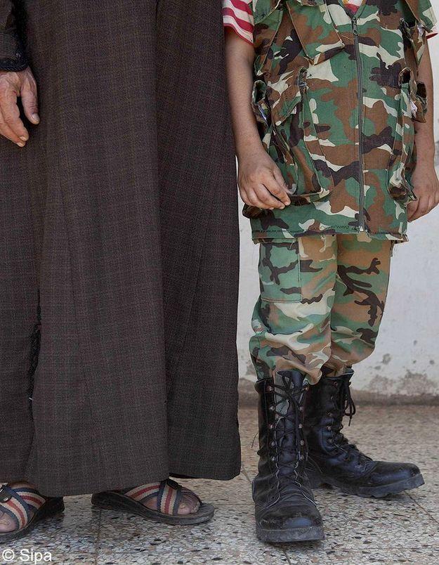 Syrie : une ONG dénonce l'utilisation d'enfants par les rebelles