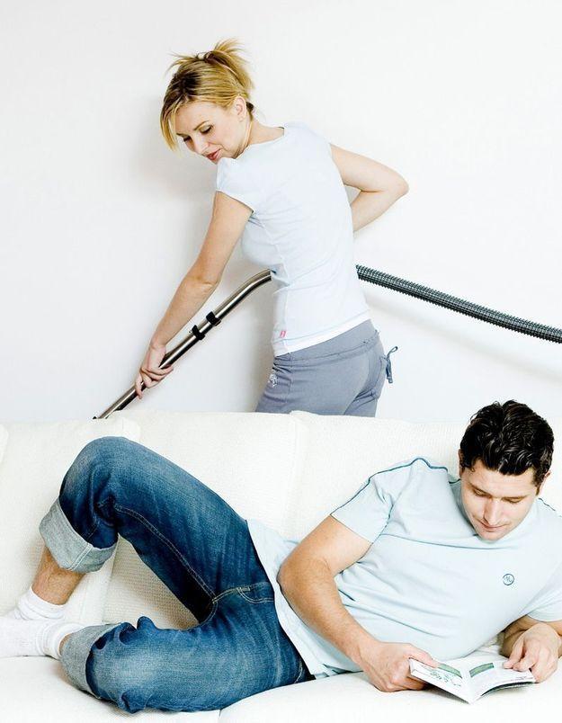 Tâches ménagères : la parité se fait attendre