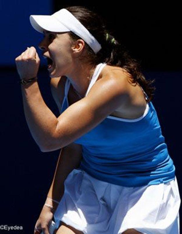 Tennis : première victoire de Marion Bartoli depuis 3 ans