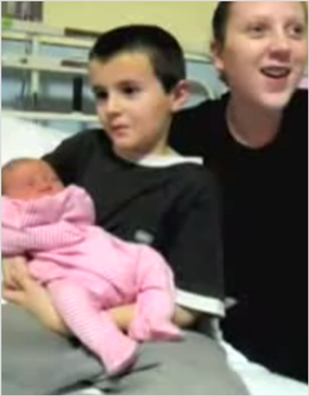 Tests ADN : Alfie, 13 ans, ne serait pas le père