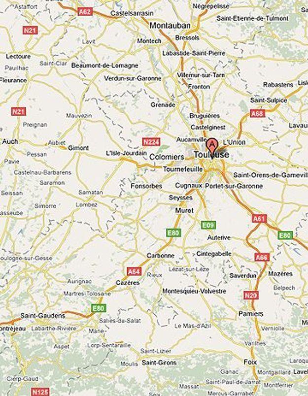 Toulouse : l'homme soupçonné de viol mis en examen