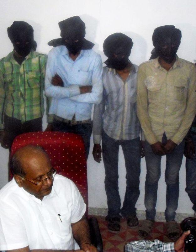Touriste suisse violée en Inde : 6 hommes devant la justice