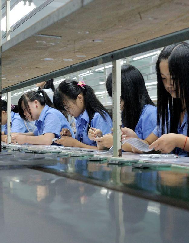 Travail des enfants : des ONG portent plainte contre Samsung