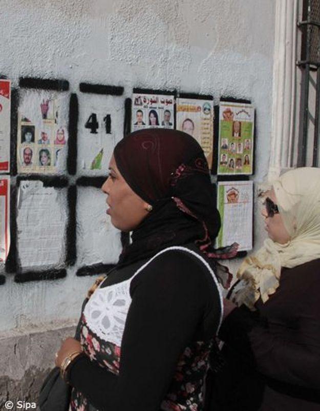 Tunisie: les femmes, grandes absentes des listes électorales