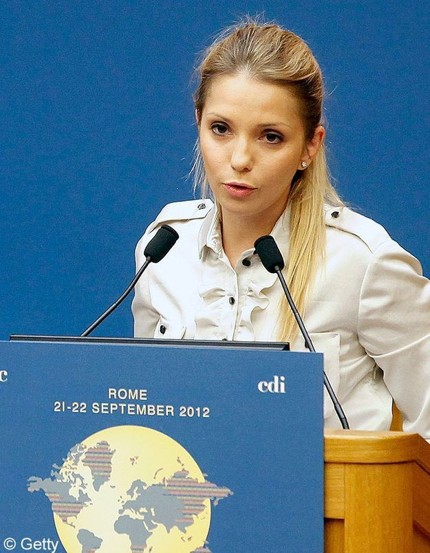 Ukraine : la fille de Ioulia Timochenko craint une dictature