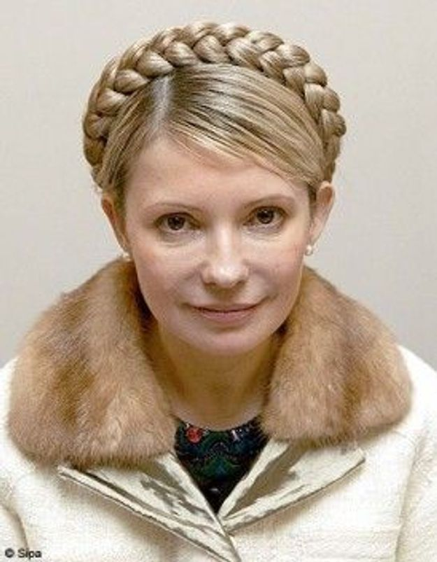 Ukraine : un sit-in pour Ioulia Timochenko