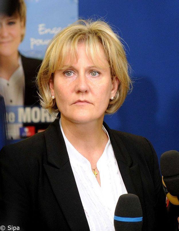 UMP : Nadine Morano règle ses comptes après sa défaite