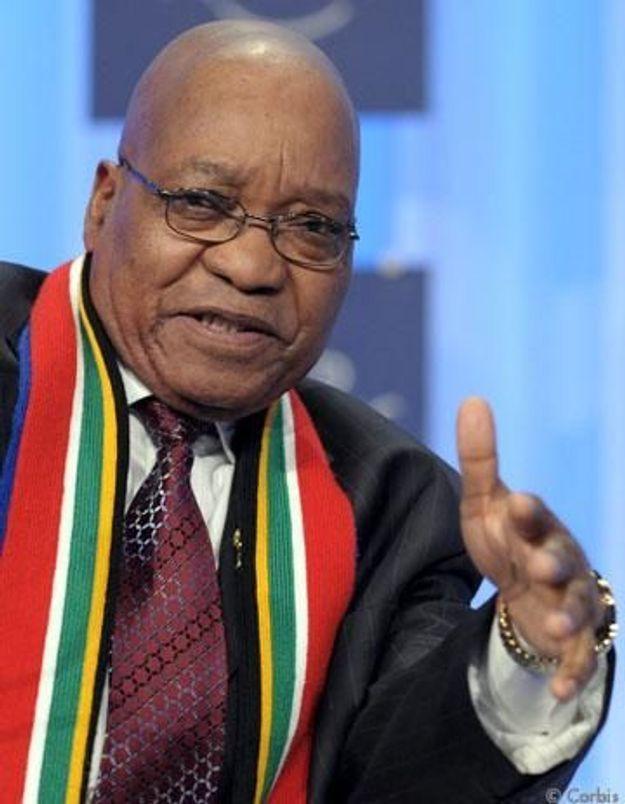 Un 20ème enfant, illégitime, pour le président sud-africain
