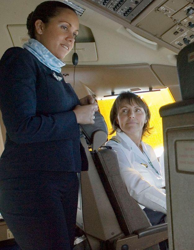 Un équipage exclusivement féminin dans un Airbus A380