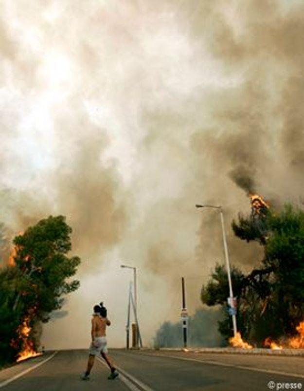 Un été meurtrier en Grèce