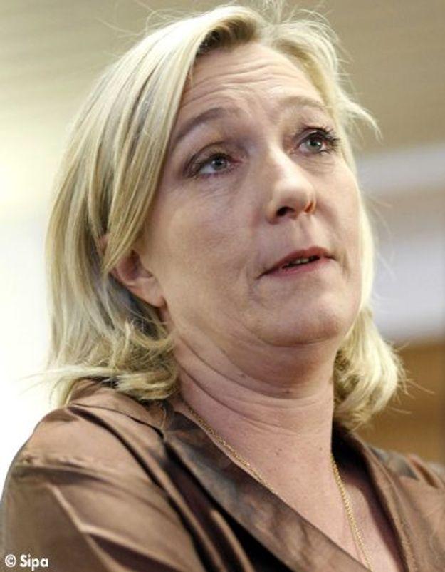 Un nouveau sondage favorable à Marine Le Pen