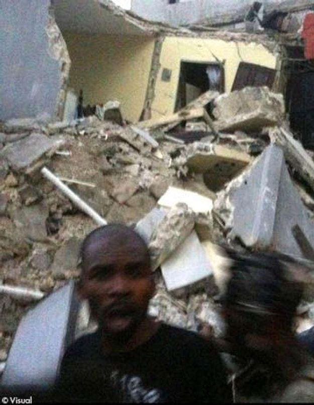 Un violent séisme dévaste Haïti