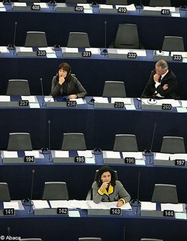 Une affaire de mœurs au Parlement européen ?