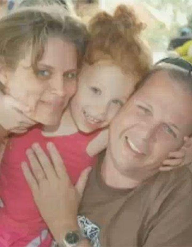Une famille menacée d'expulsion à cause de leur fille malade