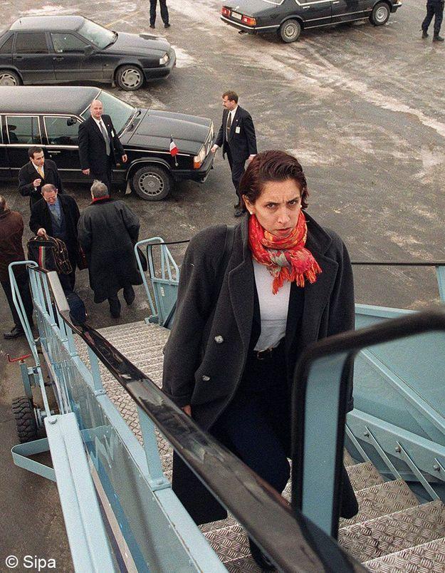 Une femme pour assurer la protection de François Hollande
