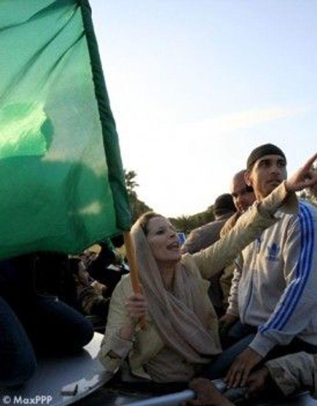 Une partie de la famille de Kadhafi est en Algérie