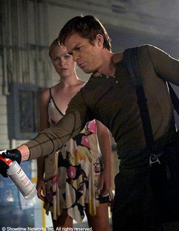 Une Suédoise tue son père en hommage à la série Dexter