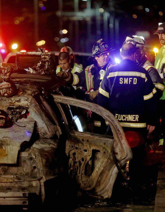 USA : cinq femmes tuées dans l'incendie d'une limousine