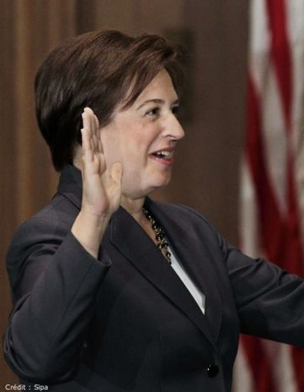 USA: Elena Kagan devient la 4e femme juge à la Cour Suprême