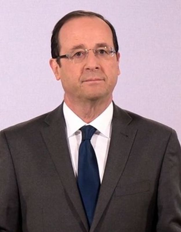 Vœux de François Hollande : 2012, « l'année du changement »