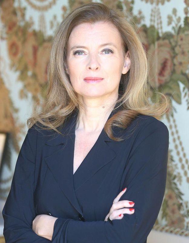 Valérie Trierweiler affirme avoir trouvé « ses marques »