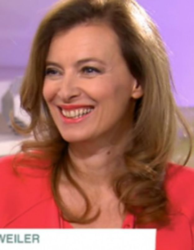 Valérie Trierweiler : « Je suis avant tout une mère »
