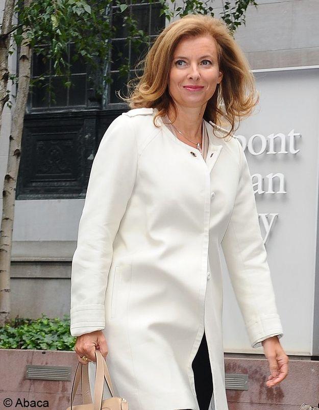 Valérie Trierweiler soutient discrètement Florence Cassez