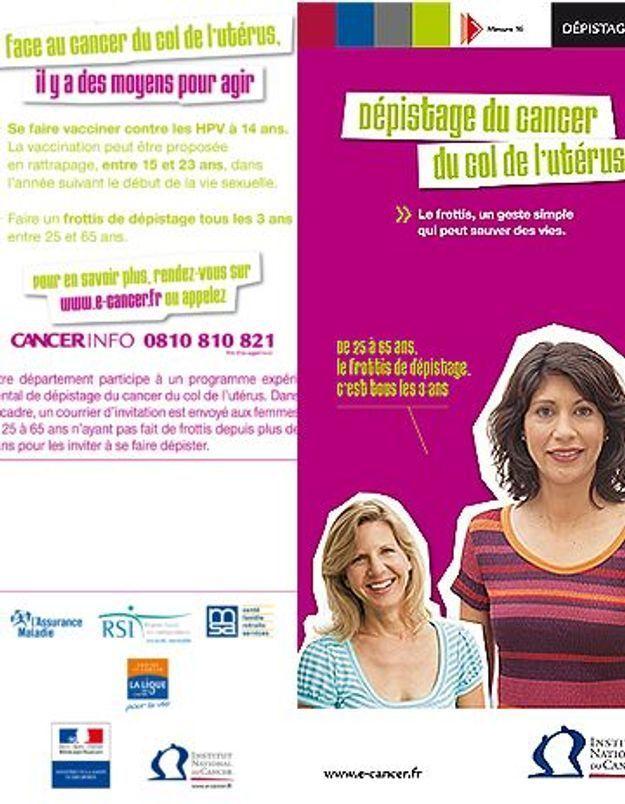 Vers un dépistage organisé du cancer du col de l'utérus ?
