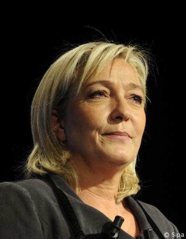 Vienne : la présence de Marine Le Pen à un bal fait scandale