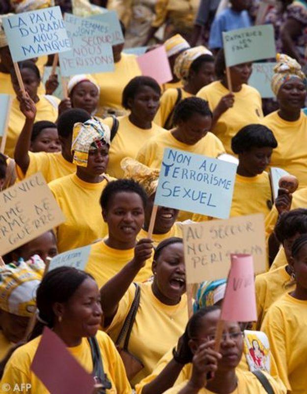 Viol: la révolte des Congolaises