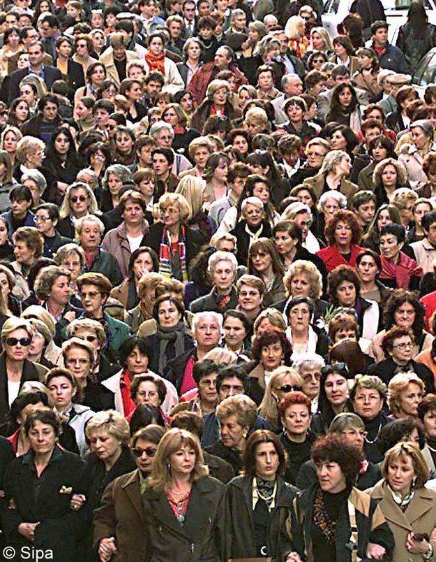 Violence : des femmes corses demandent à Hollande d'agir