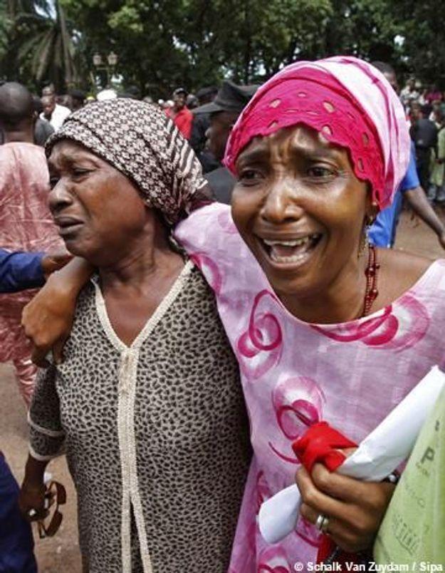 Viols en Guinée : un crime contre l'humanité