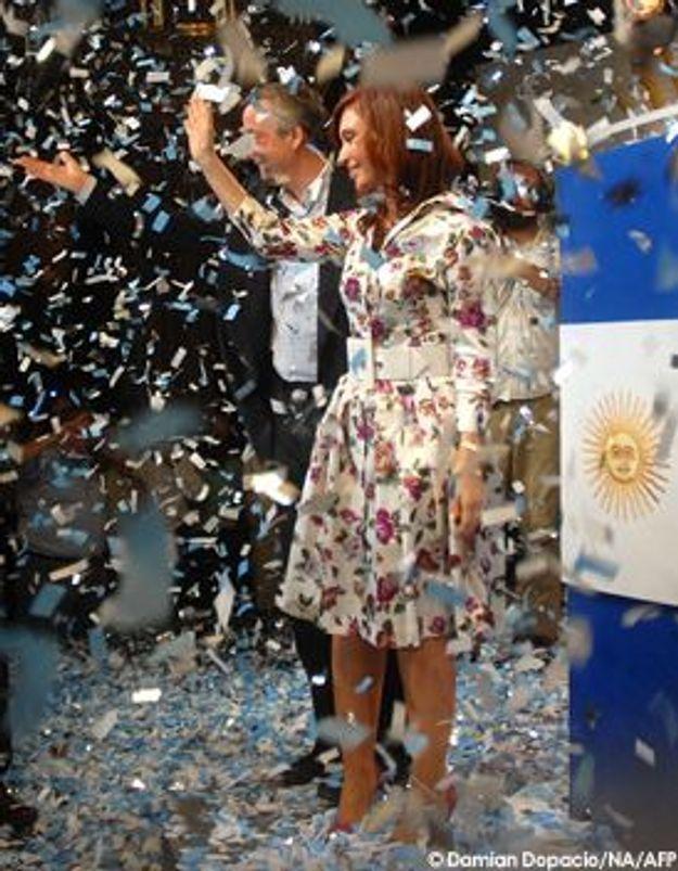 Viva Cristina !