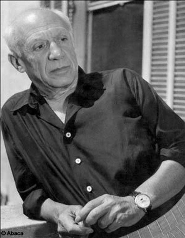Vol d'un Picasso : des complices dans le musée ?