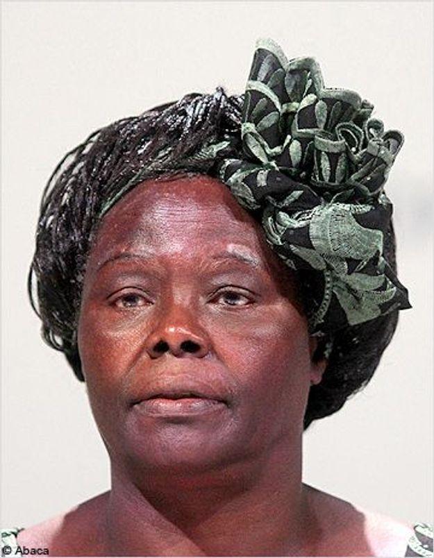 Wangari Maathai, Prix Nobel de la Paix, est décédée